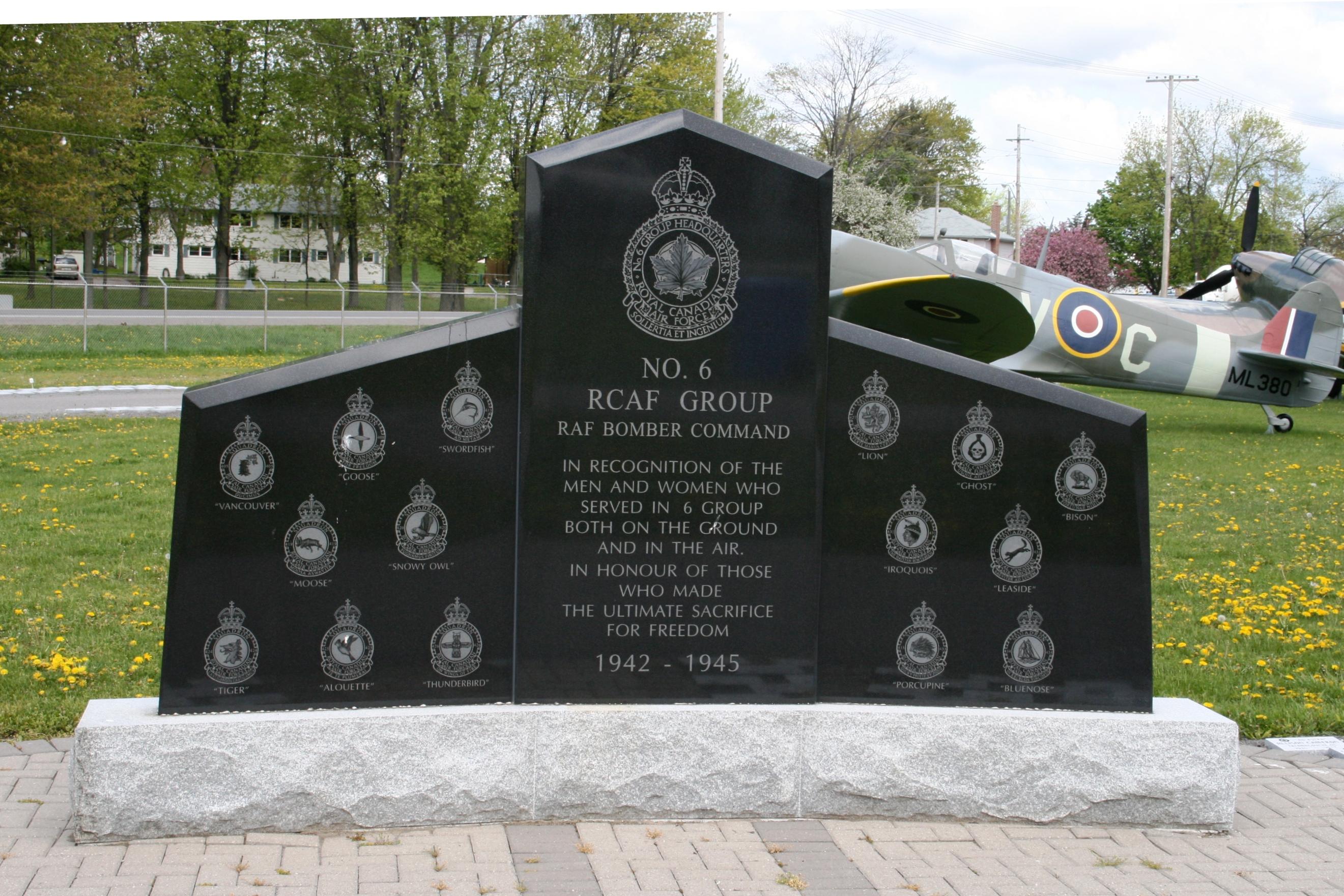6 RCAF Group