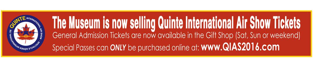 QIAS Ticket Sales