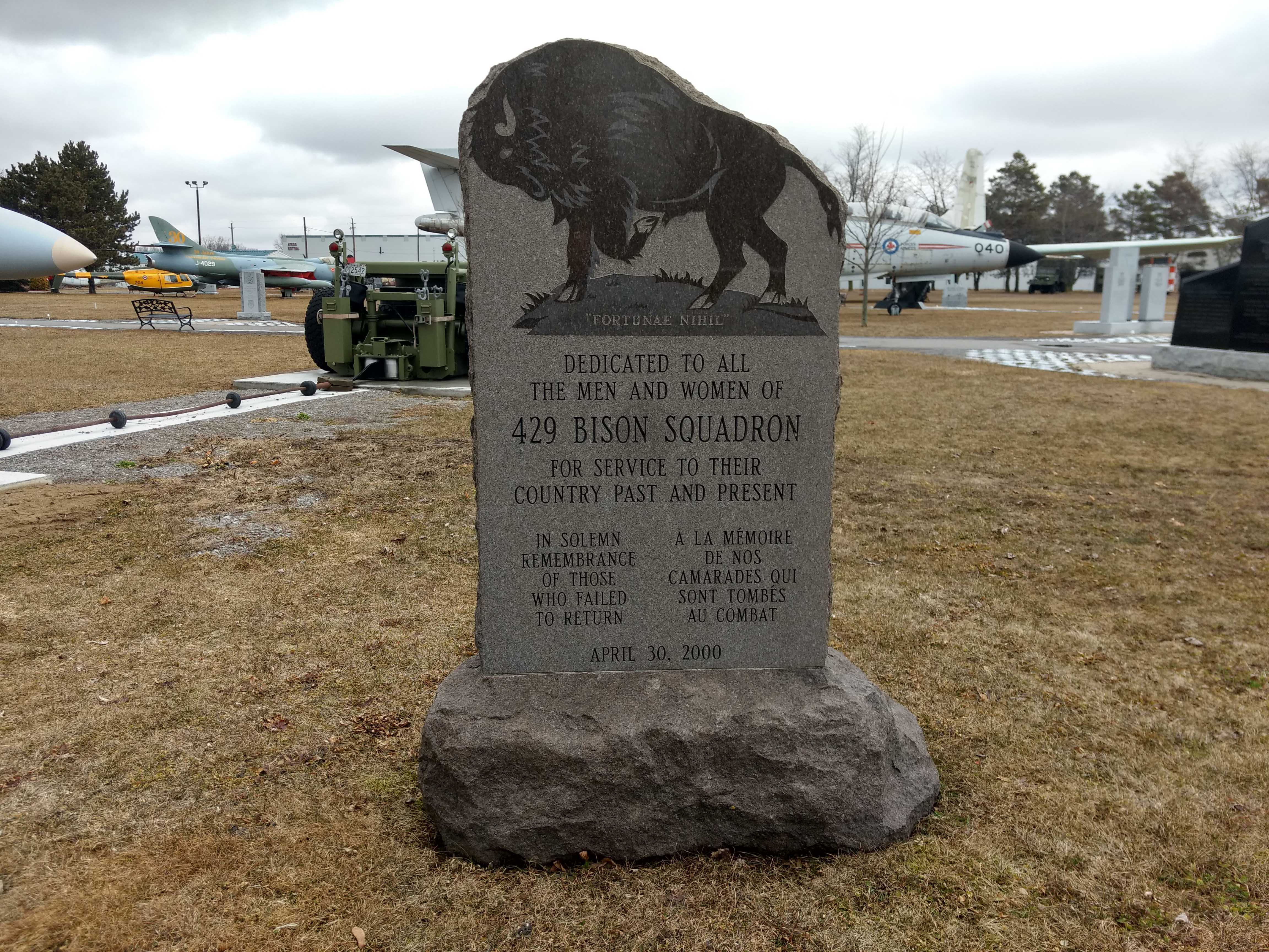 429 Squadron – National Air Force Museum of Canada