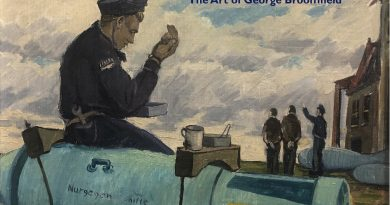 Pictures of War: The Art of George Broomfield