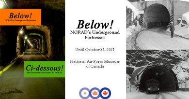 Below! NORAD's Underground Fortresses