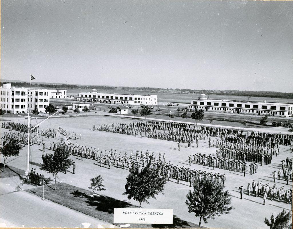 RCAF Station Trenton 1941